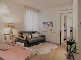Madeleine apartments in Brera