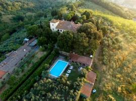 Villa Fillinelle, Tavarnelle in Val di Pesa