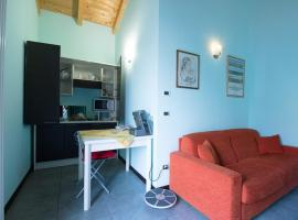 "Aparthotel Residence ""I Cigni"", Crescentino (San Genuario yakınında)"