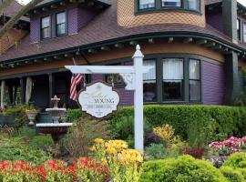 Kelley & Young Wine Garden Inn, Cloverdale