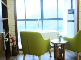 Yunhe Terraced Muyun Ju Holiday Hotel, Yunhe (Chongtou yakınında)