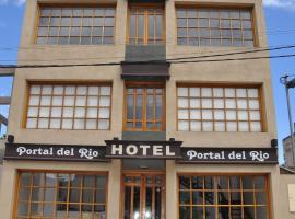 Hotel Portal del Río, La Paz (San Javier yakınında)