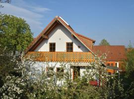 Ferienwohnung am Bimbach, Herzogenaurach (Falkendorf yakınında)