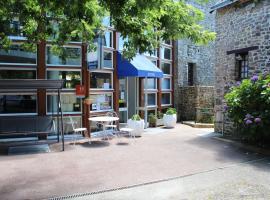 Hôtel Mélaine, Ле-Боно (рядом с городом Баден)
