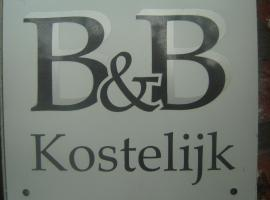 B & B Kostelijk