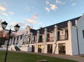 Hoogeind Manor, Riverside (in de buurt van Sir Lowry Pass)