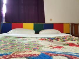 Hotel Nicotel, Bafoussam (Near Moungo)