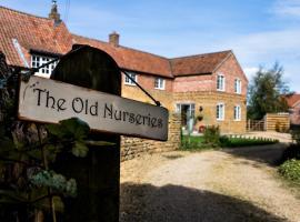 The Old Nurseries B & B, Stathern (рядом с городом Whatton)