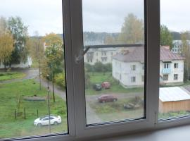 Apartment on Mira 8, Вяртсиля (рядом с городом Тохмаярви)