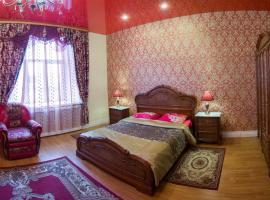 Happy (Paradise) Hotel at Novy Arbat