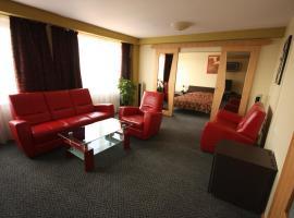 Hotel Šiauliai, Szawle
