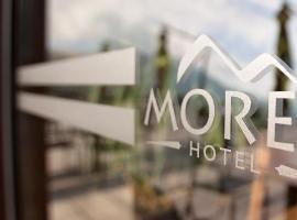 Hotel Morea, Prevallë