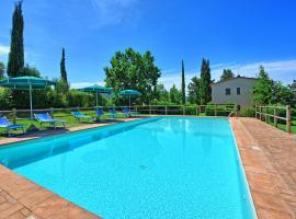 Villa Picchio, Volterra (La Dispensa yakınında)