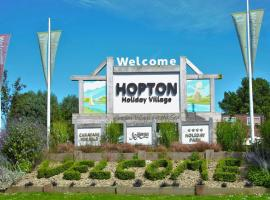 Caravan Holidays Hopton, Hopton on Sea