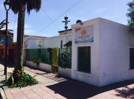 Hostel Qapaq Raymi, Caldera