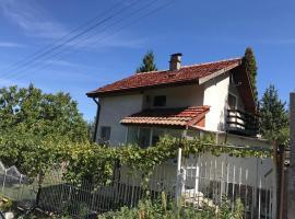 """House for party """"Nostalgia"""", Markovo (Brestnik yakınında)"""