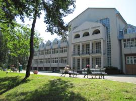 Sanatorium Podyelniki, Podel'niki (Pyrashevo yakınında)