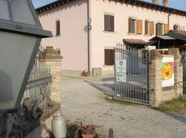 Atelier Dei Tortelloni, San Benedetto (Sant'Agata Bolognese yakınında)