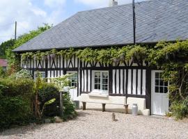 Chambre d'hotes Murielle, Hattenville (рядом с городом Fauville-en-Caux)