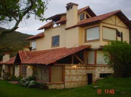 Casa de Montaña Tocancipa, a 50 minutos de Bogotá