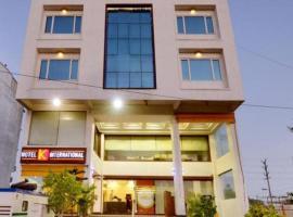 Hotel K International, Bhopal