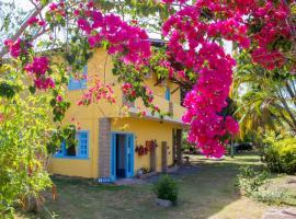 Ganga Zumba Hostel & Pousada, Barra Grande