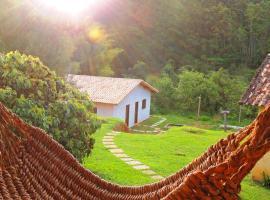 Pousada Fazenda São Luiz, São Luiz do Paraitinga (Lagoinha yakınında)