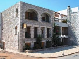 Mani Hotel, Areopolis