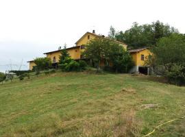 Agriturismo Le Piagge, Ponzone (Malvicino yakınında)