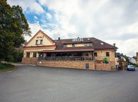 Hotel U Lípy, Krušovice (Mutějovice yakınında)