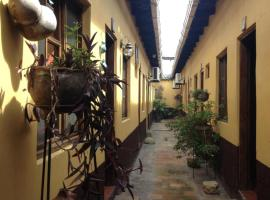 Hotel Yaragua, Копан Руинас (рядом с городом La Pintada)