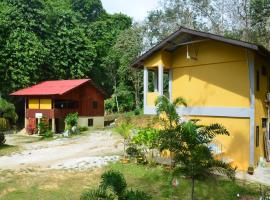 Country house Pulai Holiday Village