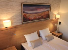 Hotel Aakenus, Рованиеми