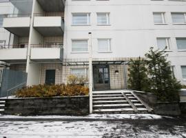 3 room apartment in Jyväskylä - Siltakatu 15, Ювяскюля (рядом с городом Keljo)