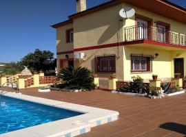 Stunning Villa with Private Pool, Taragona