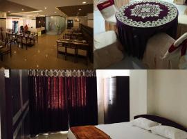 Hotel Vibhavari, Хайдарабад (рядом с городом Bolārum)