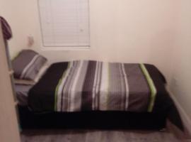 single + double room, Ballyfermot