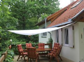 Holiday House Krkavec, Veselí nad Lužnicí (Bošilec yakınında)
