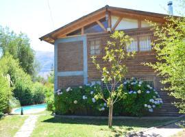 Casa de Montaña El Ingenio, San José de Maipo (Bollenar yakınında)