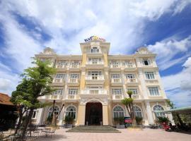 Blue Star Hotel, Trảng Bàng (in de buurt van Cu Chi)