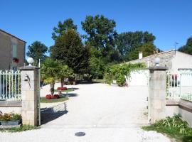 Gîte Cote Marais, Saint-Hilaire-la-Palud (рядом с городом Damvix)