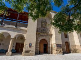 Hospedería Conventual de Alcántara, Alcántara (Mata de Alcántara yakınında)