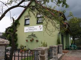 Landpension Zum Schweizerberg, Neugrimnitz (Althüttendorf yakınında)