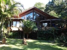 Casa Encantada, Garopaba (Ambrósio yakınında)