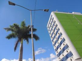 Grande Hotel Estação Norte, Benfica (São João da Serra yakınında)