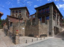 Casa El Maguillo Jalón, Jalón de Cameros (Laguna de Cameros yakınında)
