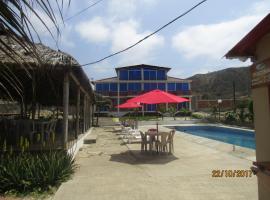 Hosteria San Lorenzo, San Lorenzo (Cañas yakınında)
