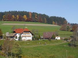 Dischhof, Biederbach Baden-Württemberg (Oberwinden yakınında)