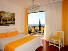Voula Sea View Apartment, Афины (рядом с городом Voúla)