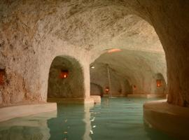 Hotel Zentik Project & Saline Cave